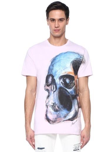 Alexander McQueen Tişört Pembe